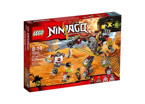 Päästev M.E.C. Lego Ninjago RO-143169