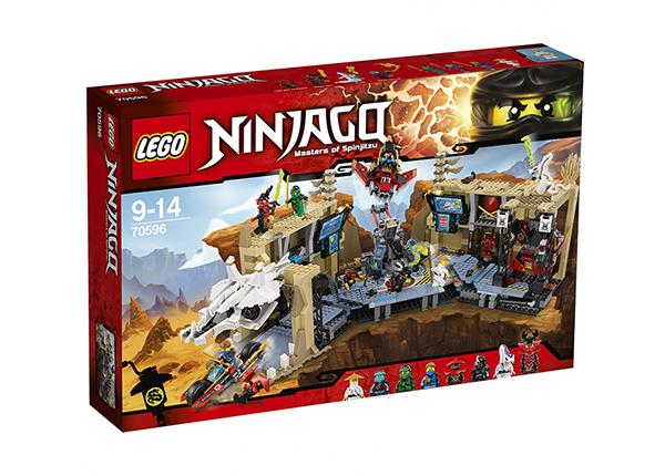 Samurai X ja kaosekoobas Lego Ninjago RO-143174