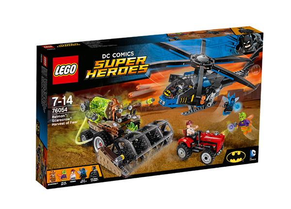 Hernehirmutis™ – hirmu lõikus Lego Super Heroes Batman™ RO-143176