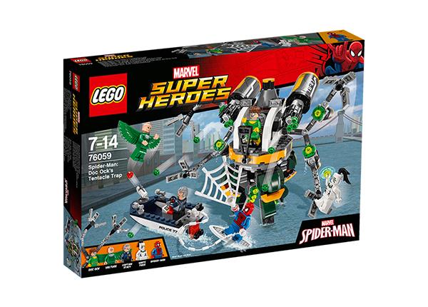 Doc Ocki kombitsalõks Lego Super Heroes Spider-Man RO-143180