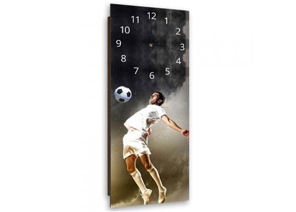 Pildiga seinakell Footballer ED-143907