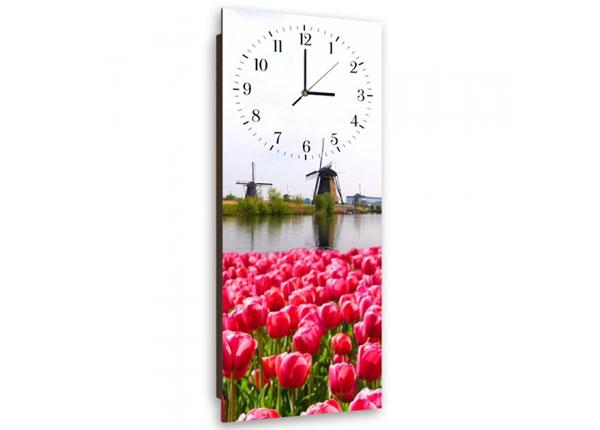 Pildiga seinakell Tulips ED-143945