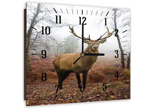 Pildiga seinakell Deer ED-143984