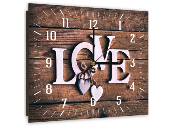 Pildiga seinakell Love ED-144159