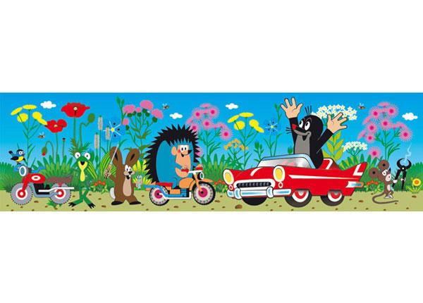 Seinakleebis Little Mole in car 10x500 cm ED-145782