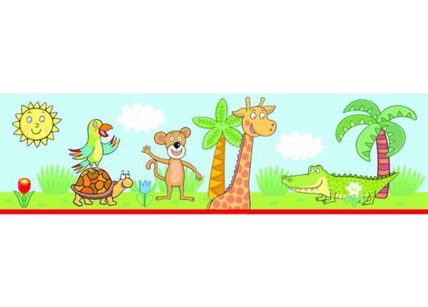 Seinakleebis Giraf 10x500 cm ED-145788