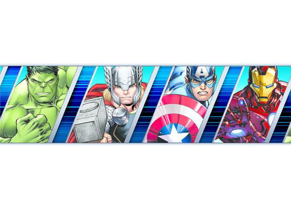 Seinakleebis Avengers 10x500 cm ED-145797