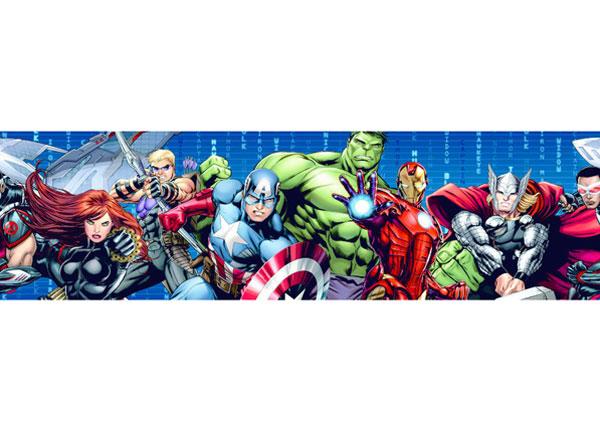 Seinakleebis Avengers 2 10x500 cm ED-145799