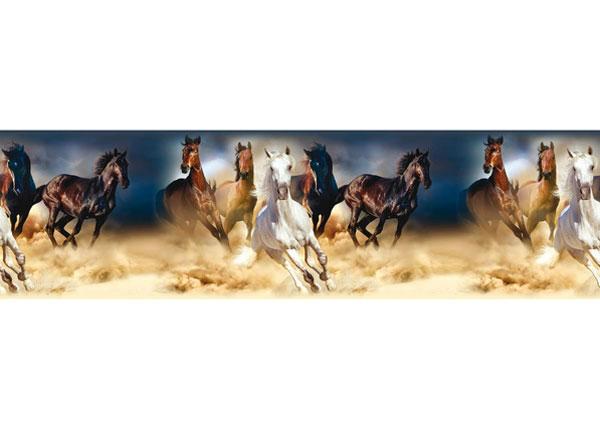 Seinakleebis Horses 14x500 cm