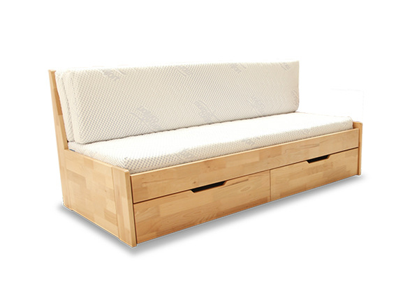 Lahtikäiv voodi / diivanvoodi + madratsid