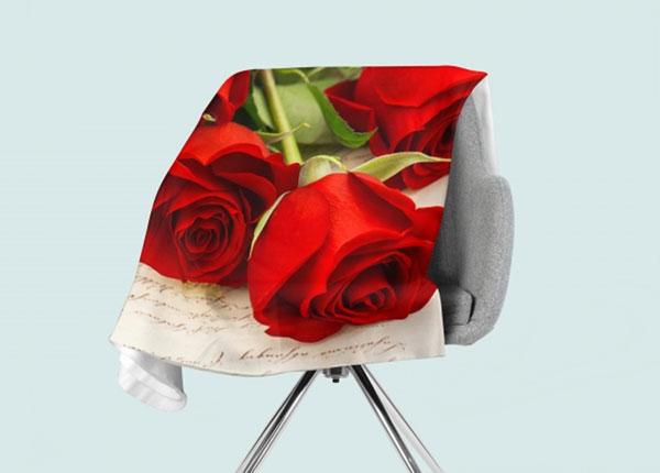 Fliispleed Letter for Sweetheart 130x150 cm ED-146545