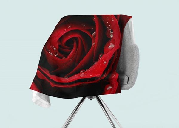 Fliispleed Red Rose 130x150 cm ED-146555