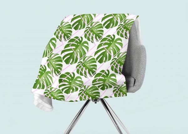 Fliispleed Tropical Palm Leaves 130x150 cm ED-146609