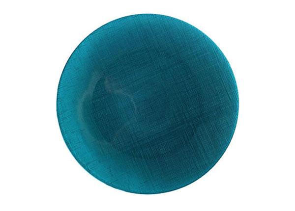 Taldrik Mosaik Blue