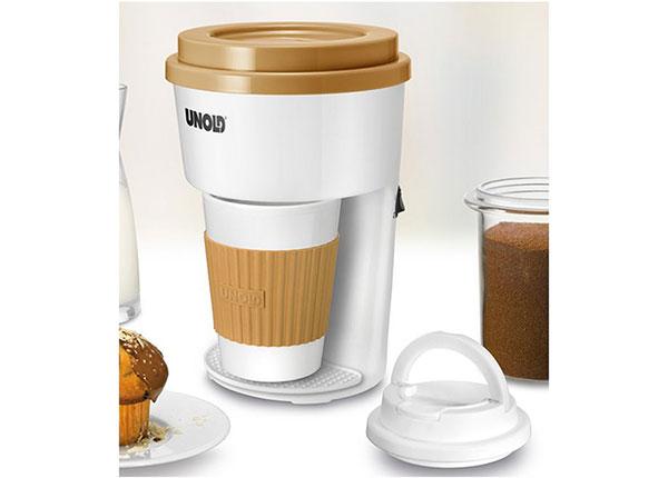 Kohvimasin Unold Coffee to go