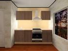 Köök Kaisa 2 mini 220 cm AR-14857