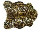 Loomamustriga vaip Leopard 70x100cm EK-17631