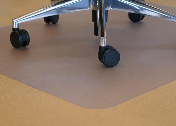 Põrandakaitse tooli alla 90x120 cm AA-25431