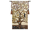 Seinavaip Gobelään Klimt Tree 76x137 cm RY-27642