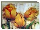 Pilt Canvas - Kollased tulbid 70x100 cm OG-37732