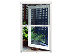 Putukakaitseruloo aknaraamile 80x170 cm FS-38294