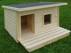 Soojustatud koerakuut terrassiga Lexa TN-39080