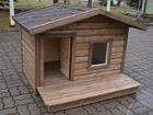 Soojustatud koerakuut terrassiga Böse TN-39084