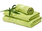 Bambusrätik roheline 100x150 cm AN-43647