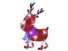 Jõulukaunistus aknale Rudolf AA-44141
