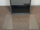 Kaminaesine klaas kirgas 4mm RH-47890