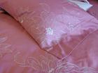 Voodipesukomplekt Beauty Home roosa TG-49438