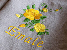 Linane saunalina emale 70x140cm KO-49754