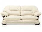 Luksuslik nahast 3-kohaline diivan Redford TP-49755