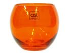 Küünlaalus Oranž kera Ø9cm ET-51539