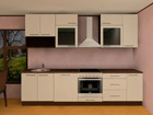 Köök Luisa PLN 300 cm AR-52705