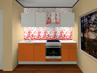 Köök Kaisa 2 mini 220 cm AR-55426