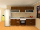 Köök Linda 1 PLX 260 cm AR-56822