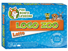Lotomäng Logo zoo NU-61972