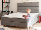 Sleepwell Red Continental voodi hard 160x200 cm SW-64185