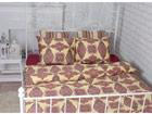 Satiinist voodipesukomplekt 200x210 cm