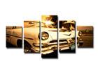 Viieosaline seinapilt Auto ED-65528