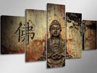 Viieosaline seinapilt Buddha ED-65580