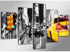 Viieosaline seinapilt New York ED-65609