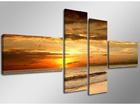 Neljaosaline seinapilt Loojang 160x70 cm ED-66679