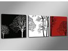 Kolmeosaline seinapilt Puud ED-67548