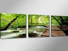 Kolmeosaline seinapilt Sild ED-67554