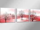 Kolmeosaline seinapilt Raagus puud ED-67558
