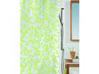 Spirella vinüülist vannikardin Blatt roheline UR-67745