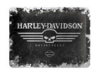 Retro metallposter Harley-Davidson 15x20cm SG-68144