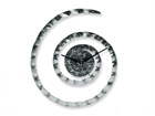 Seinakell Spiraal Crumpled, kroom A5-69362